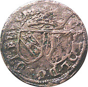 Gros Charles III – avers