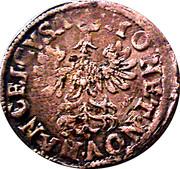 Gros Charles III – revers