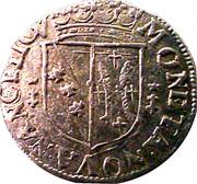 Gros Charles IV et Nicole – avers