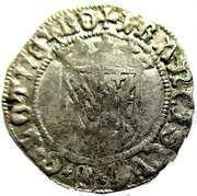 1/2 Gros Francois I 1544-45 – avers