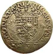 Teston, Antoine 1513-1544 – revers