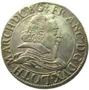 Teston - Francois II  1626-1631 – avers