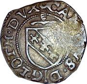 Demi-sol carolus Charles III – avers