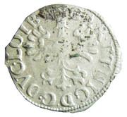 Demi-gros - Charles IV et Nicole – avers