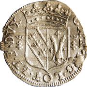 Gros Charles IV – avers