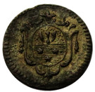 1 pfennig Dominik Konstantin – avers