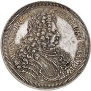 1 thaler Maximilian Karl – avers