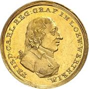 1 Ducat - Friedrich Karl – avers