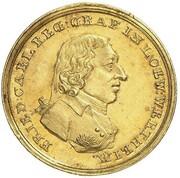 2 ducats Friedrich Karl – avers