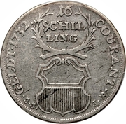 16 Schilling (½ Thaler) – avers