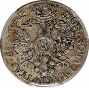 8 Schilling - Karl VI / Karl VII / Franz – revers