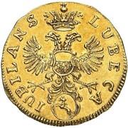 1 ducat (Bicentennaire de la Réformation) – avers
