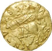Ducat d'or (République de Lucques) – revers