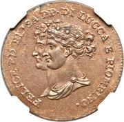 5 centesimi - Felice – avers