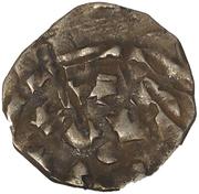 Denaro - Ottone II di Sassonia – revers