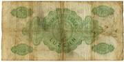 50 francs (Die Spar- und Leih-Cassa des Kantons Luzern) – revers