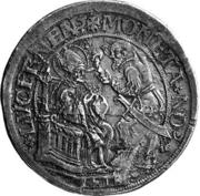 Thaler (16 coats of arms) – avers