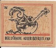 20 Pfennig (Lübeck) – revers