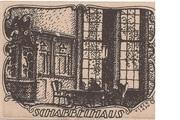 50 Pfennig (Lübeck; Schabbelhaus) – revers
