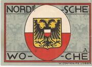 50 pfennig (Lübeck) – revers