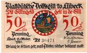 50 Pfennig (Plattdeutsche Volksgilde)