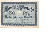 50 Pfennig (Wittingen) – avers