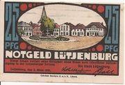 25 Pfennig (Lütjenburg) – avers