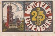25 Pfennig (Lütjenburg) – revers