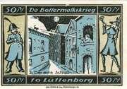 50 Pfennig (Lütjenburg; Spar- und Leihkasse) – revers