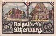 50 Pfennig (Lütjenburg) – revers