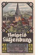 50 Pfennig (Lütjenburg) – avers