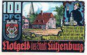100 Pfennig (Lütjenburg) – revers