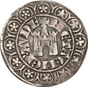 Gros Tournois - Henri VII – revers