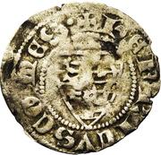 Quart de Gros - Henri VII – avers