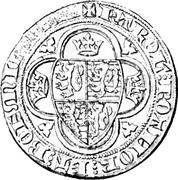 Plaque - Charles IV – avers