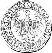 Gros Tournois - Charles IV – avers