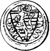 Denier - Henri VI – avers