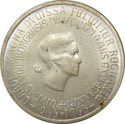250 francs - Charlotte – avers