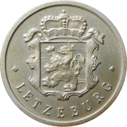 25 centimes - Argent -  avers