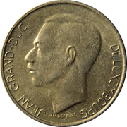 5 francs - Jean (IML) -  avers
