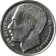 1 franc - Jean -  avers