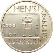 500 francs - Henri – revers