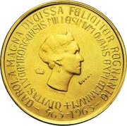 250 francs - Charlotte (Essai - Or) – avers