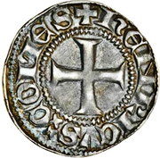 Denier - Henri VII – avers