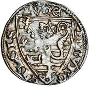Denier - Henri VII – revers