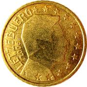50 cents d'euro Henri (1ère carte) -  avers