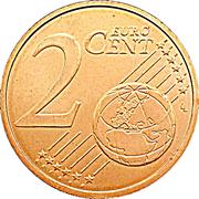 2 cents d'euro Henri -  revers