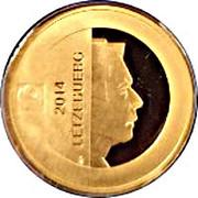 175 cents d'euro Indépendance – avers