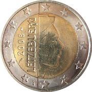 2 euros Henri (2e carte) -  avers