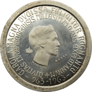 250 francs - Charlotte (Essai) – avers